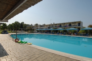Gallery, Lintzi hotel Arkoudi rooms pool restaurant half board beach